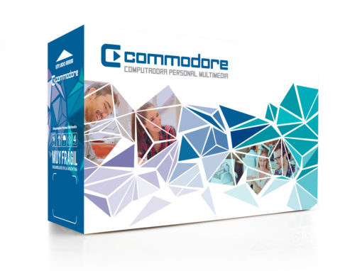 "Garbarino <font color=""red"">DISEÑO DE PACKAGING – COMMODORE</font>"